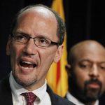 De ser confirmado, Perez sería uno de los hispanos de myor jerarquía en el Gobierno de Obama. FOTO AP