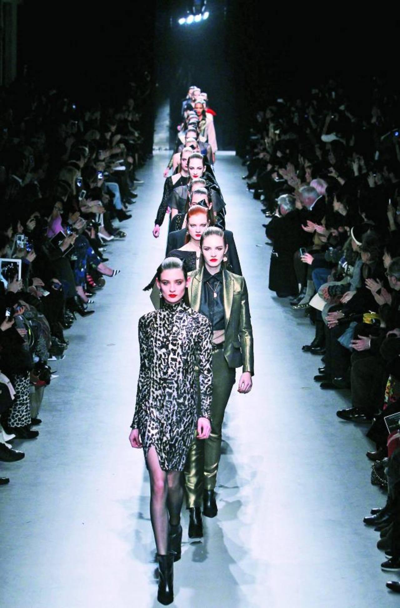 La moda brilla en París