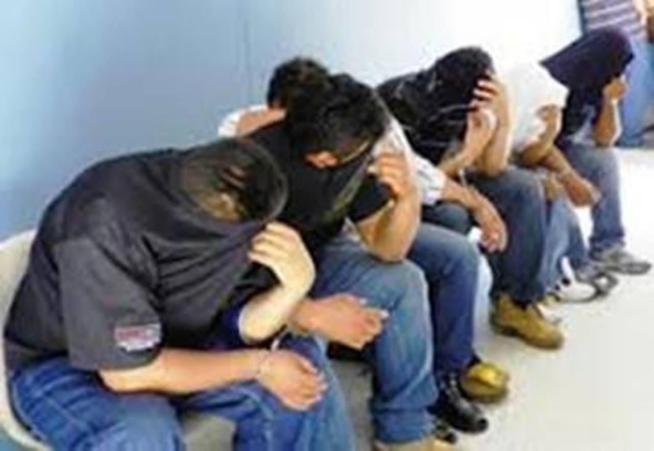 Víctimas fueron de la mara 18, MS y personas a las que confundieron, según dijo la Fiscalía.