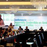 El tema de la sostenibilidad ambiental fue analizado en el foro de Cepal. foto edh/archivo
