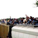 Interceptan a 19 inmigrantes salvadoreños en México