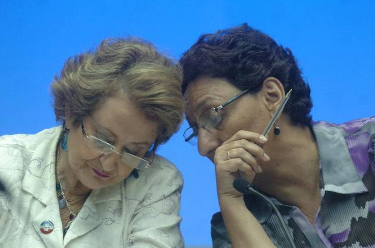 El FMLN está de acuerdo en dar solo $40 millones al TSE para elecciones. Le pidieron al Tribunal ajustarse el cincho en los gastos.