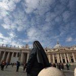 Plaza San Pedro, en el Vaticano. Foto/ Reuters