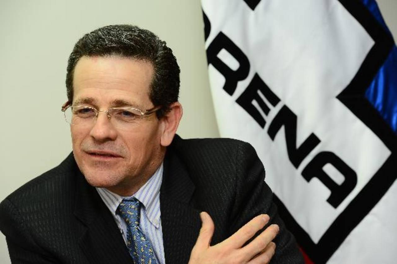 El Coena insistió en que el gobierno siga el proceso formal y presente el proyecto de presupuesto final para las elecciones 2014. foto edh / archivo
