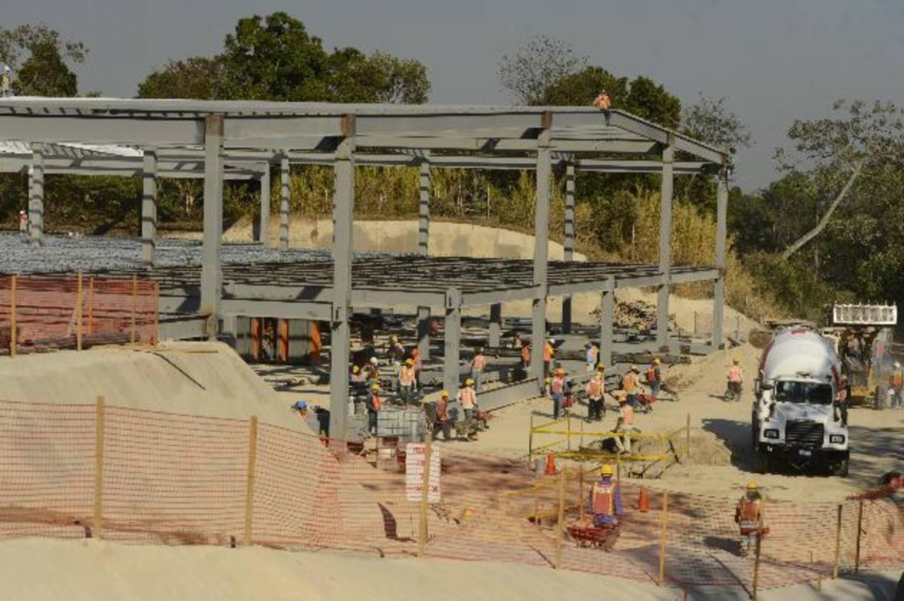 Los habitantes del municipio de Mejicanos tendrán un Walmart antes de que finalice el presente año. foto edh / marvin recinos