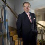 Carlos Menem fue presidente de Argentina durante una década. foto edh /archivo