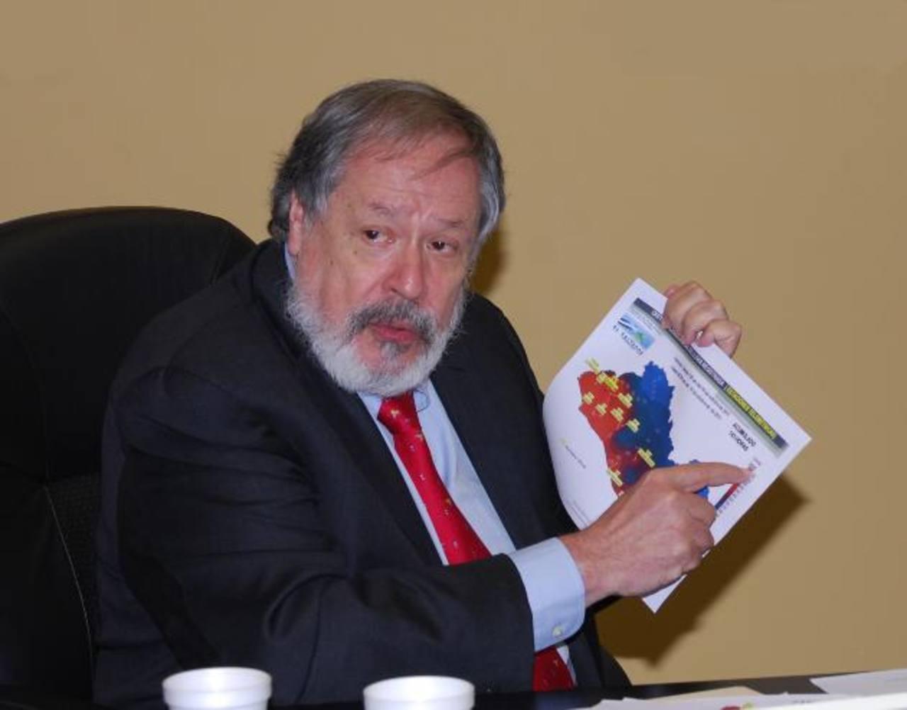 Sustituyen a embajador en Washington; designan a Rubén Zamora