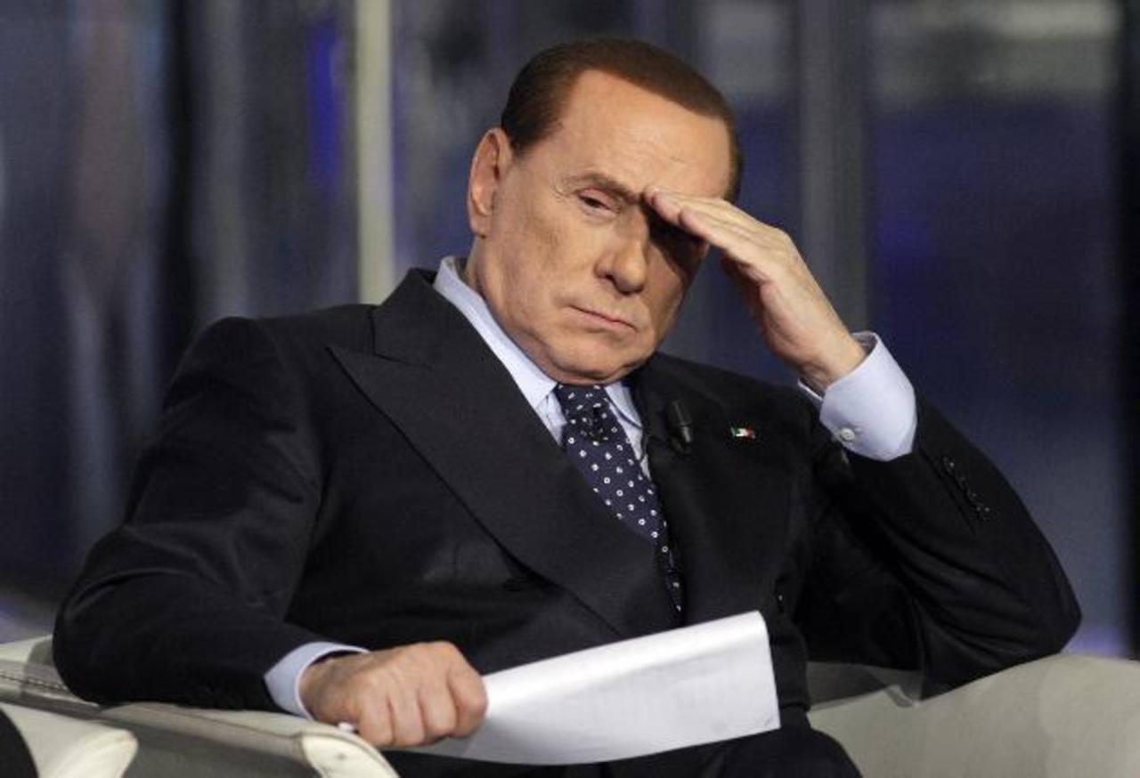 Silvio Berlusconi. FOTO EDH
