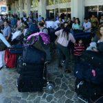 El número de pasajeros se incrementa por las mañanas y en vacaciones. foto edh / archivo