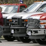Las ventas de autos se han mantenido hacia arriba. foto edh