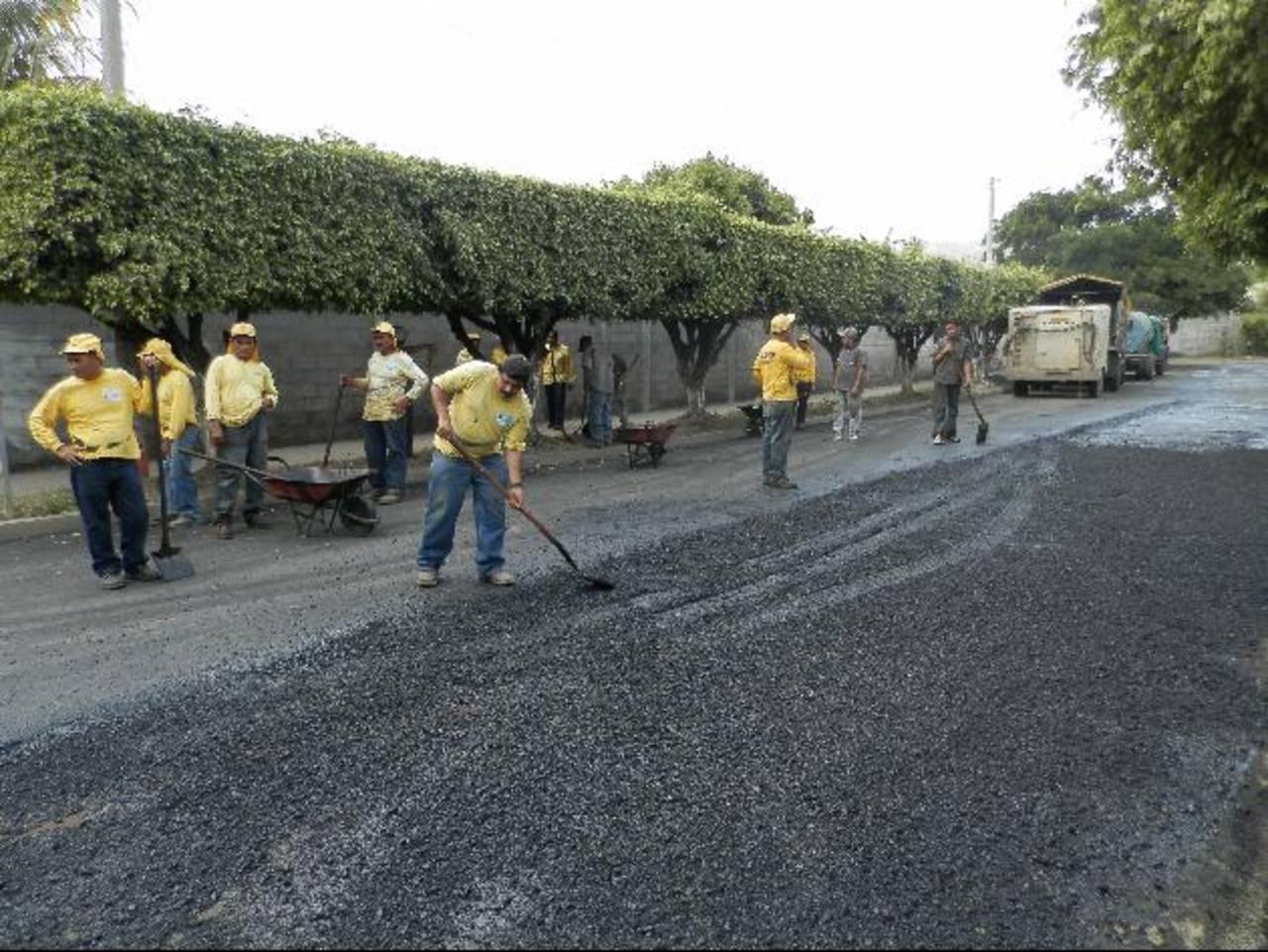 Los residentes de la colonia Alameda, al norte de Santa Ana, se favorecerán con el proyecto. Foto EDH / Milton jaco