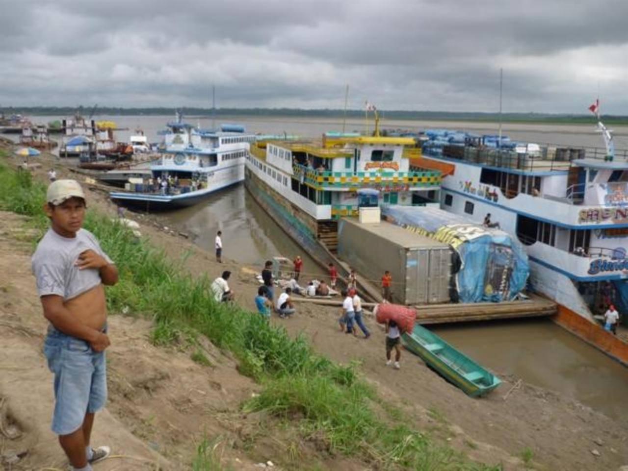 Perú, ya demandó a Chile en La Haya por tener derechos marítimos. foto edh