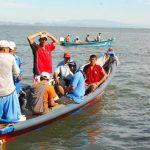 Los pescadores de La Unión y Conchagua esperan apoyo para repoblar el golfo de Fonseca en aguas salvadoreñas. foto edh /