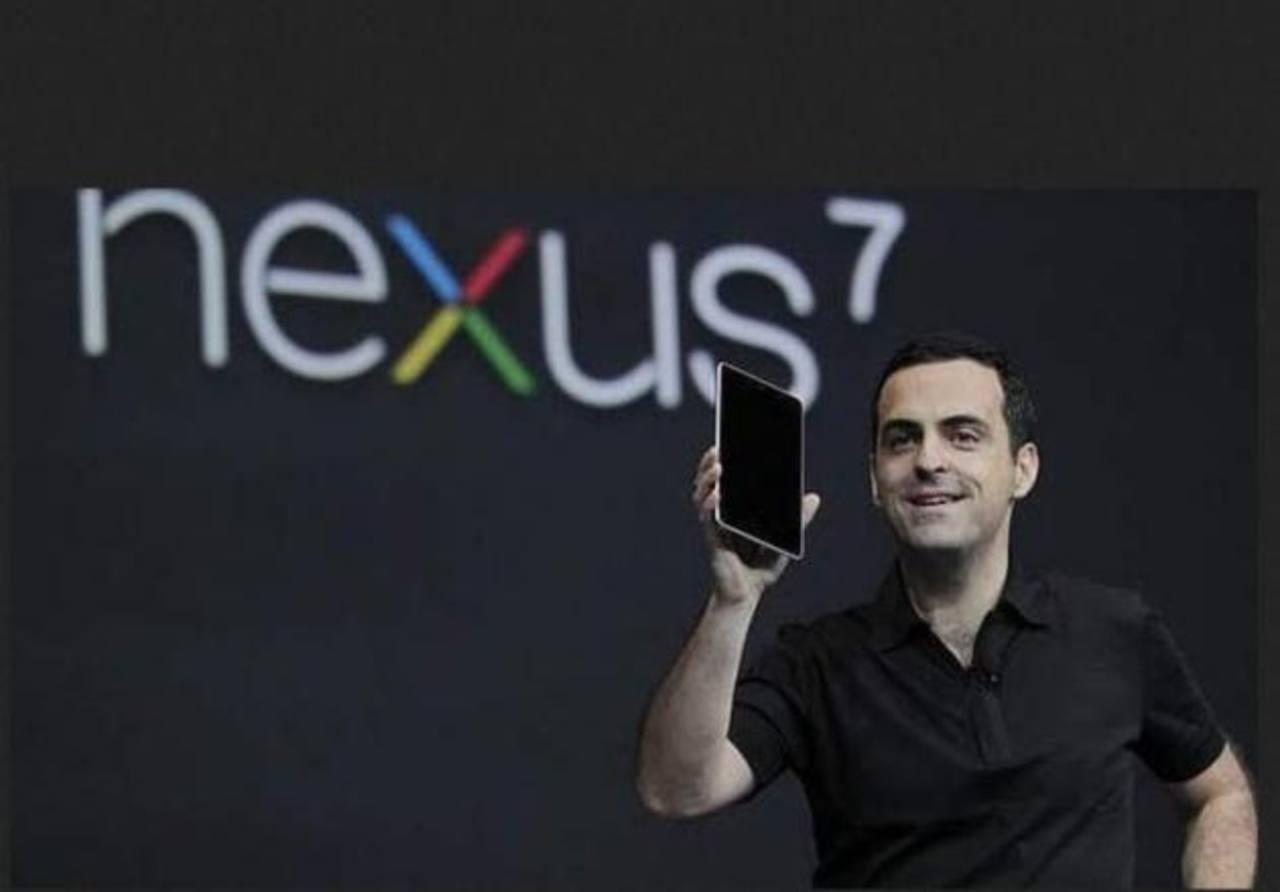 Nueva versión de tableta Nexus 7 podría llegar en julio
