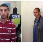El argelino Nou Mediouni (izquierda) y el marroquí Hassan El Jaaouani Foto/ AP