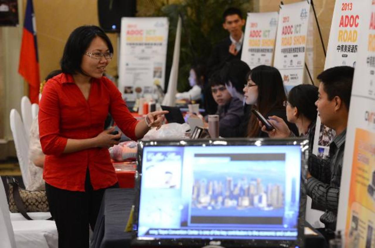 Los taiwaneses planean buscar socios en el país y producir acá. Foto EDH