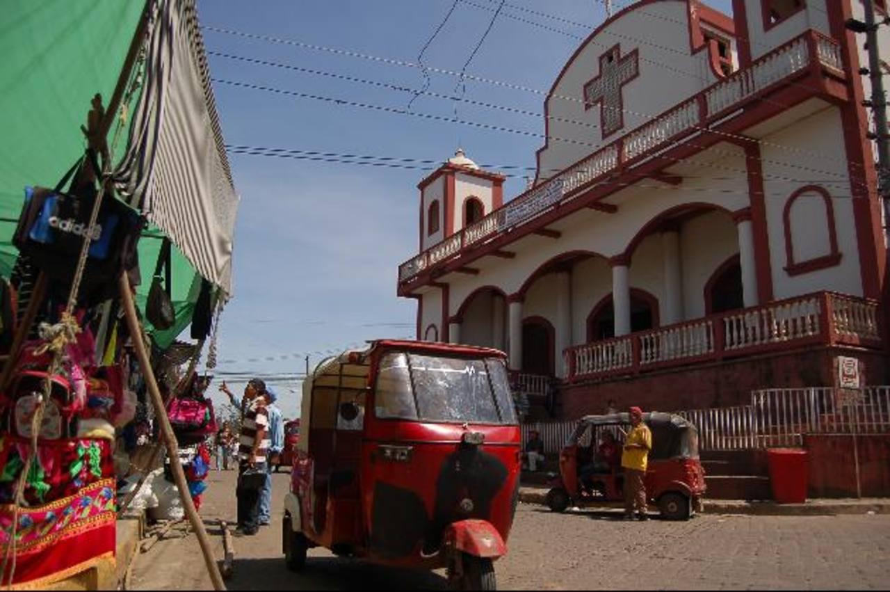 Ciudad Barrios cumplirá 100 años detener ese título el 21 de abril. foto edh / archivo