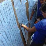 Dentro del calendario está la fase de consulta del registro electoral por los ciudadanos.