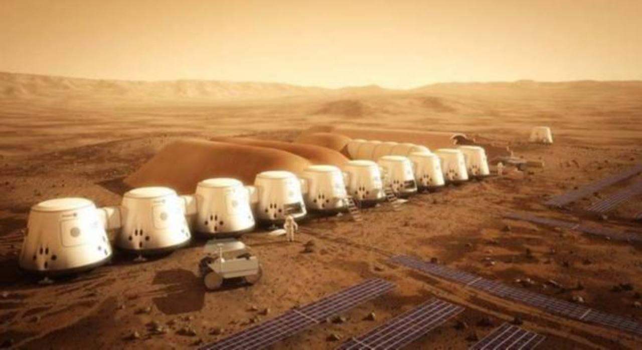 ¿Cansado de vivir en la Tierra?, Marte es otra opción