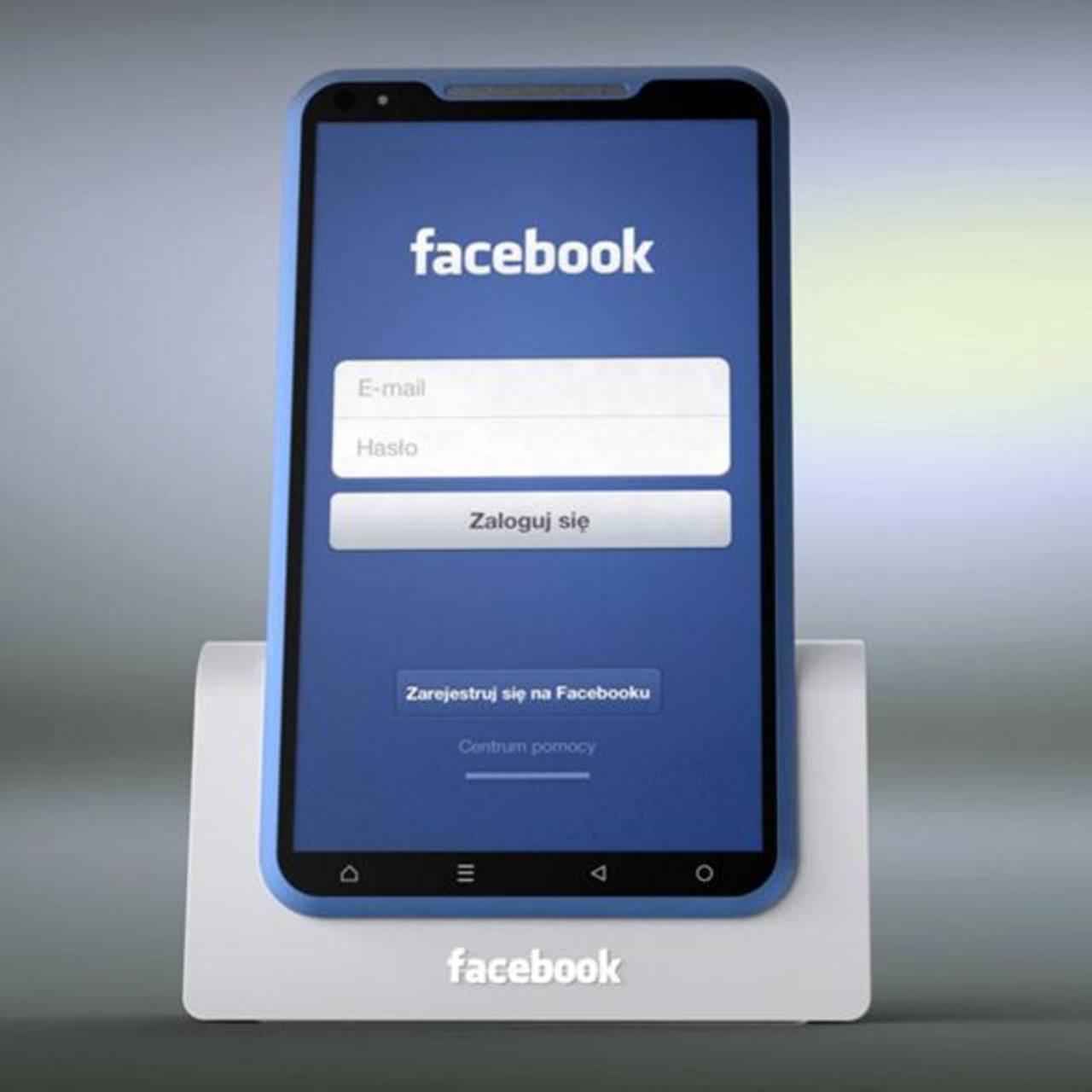 """Facebook solo anuncia su """"nuevo hogar en Android""""."""