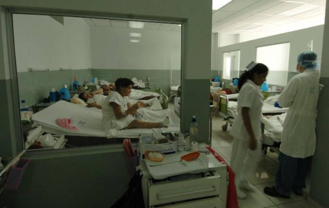 Pacientes ingresados en el Servicio de Endocrinología. foto EDH / archivo