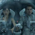 """Una de las escenas de la película """"Oblivion"""". Foto/ Archivo"""