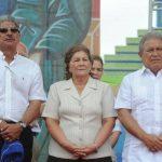 Norman Quijano (izq.), candidato por ARENA; y Salvador Sánchez Cerén (der.), por el FMLN. FOTO EDH /ARCHIVO
