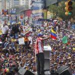 Cierran campañas presidenciales en Venezuela
