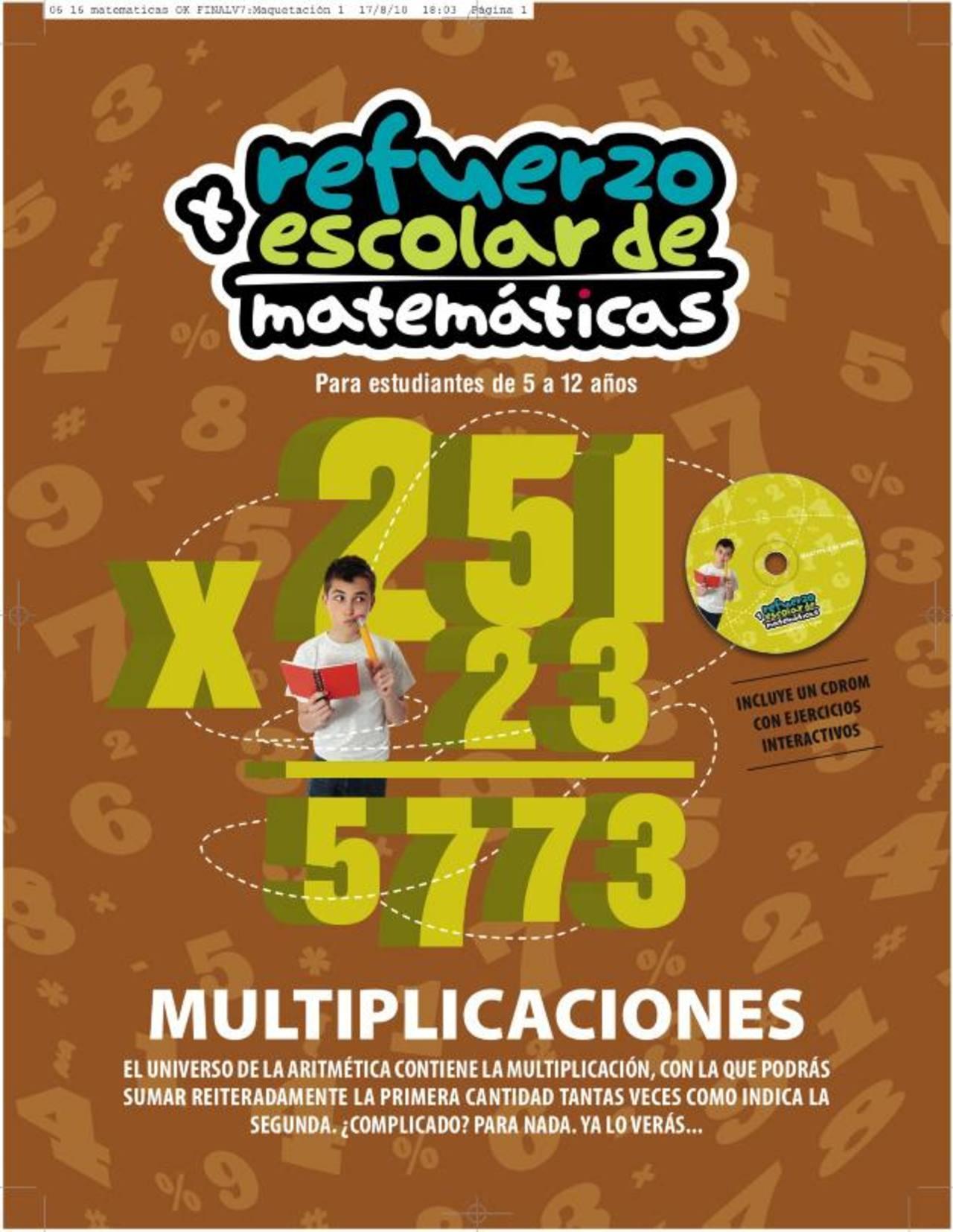 Matemáticas de forma práctica y entretenida para los niños