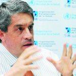 """José Ruales """"Hay enfermedades que no se curan con vacunas sino con leyes"""""""