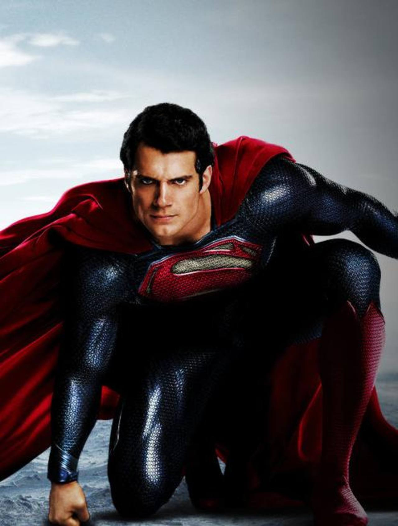 """La nueva producción sobre el héroe estadounidense, """"El hombre de acero"""", debuta en junio."""