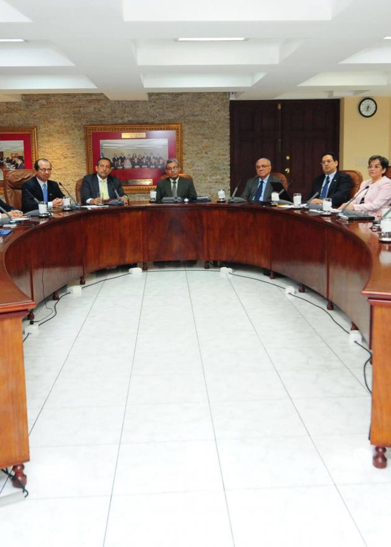 Sala de lo Constitucional analiza el caso esta semana. Foto EDH
