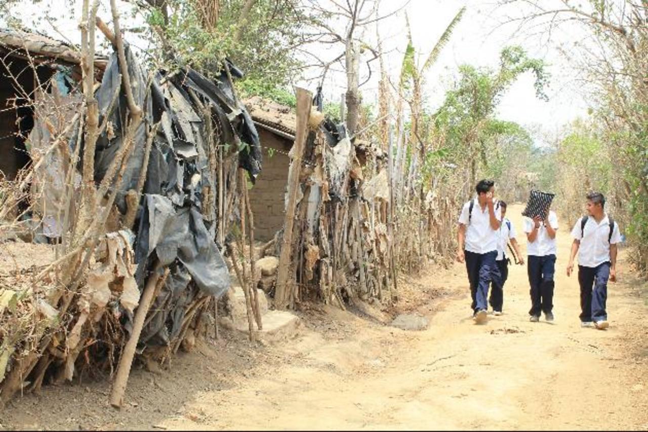 El proyecto fue impulsado y ejecutado por el Fondo de Inversión Social y Desarrollo Local (FISDL), a un costo de un millón y medio de dólares. Foto EDH / ROBERTO DÍAZ ZAMBRANO