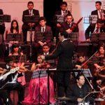 El concierto se realizará para promover las tradiciones y costumbres de El Salvador.