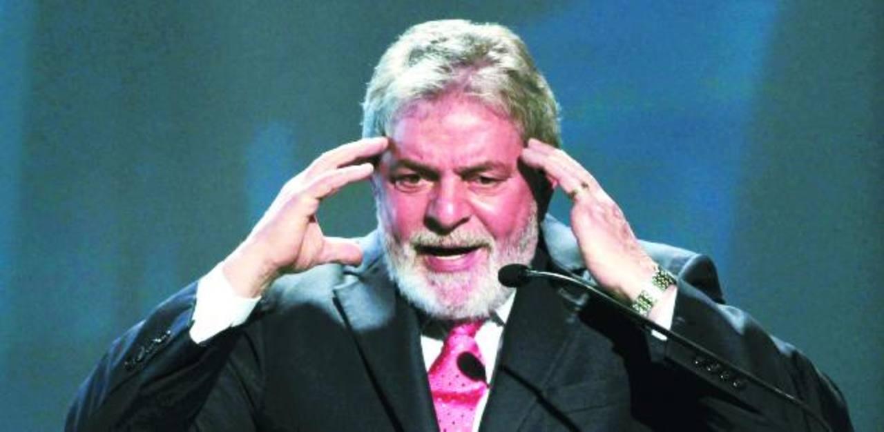 La Fiscalía brasileña solicitó a la Policía que investigue denuncia de desvío de fondos al Partido de los Trabajadores, que supuestamente contó con el aval de Luiz Inácio Lula da Silva. foto edh / ARCHIVO