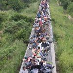 Detienen a 33 salvadoreños en México