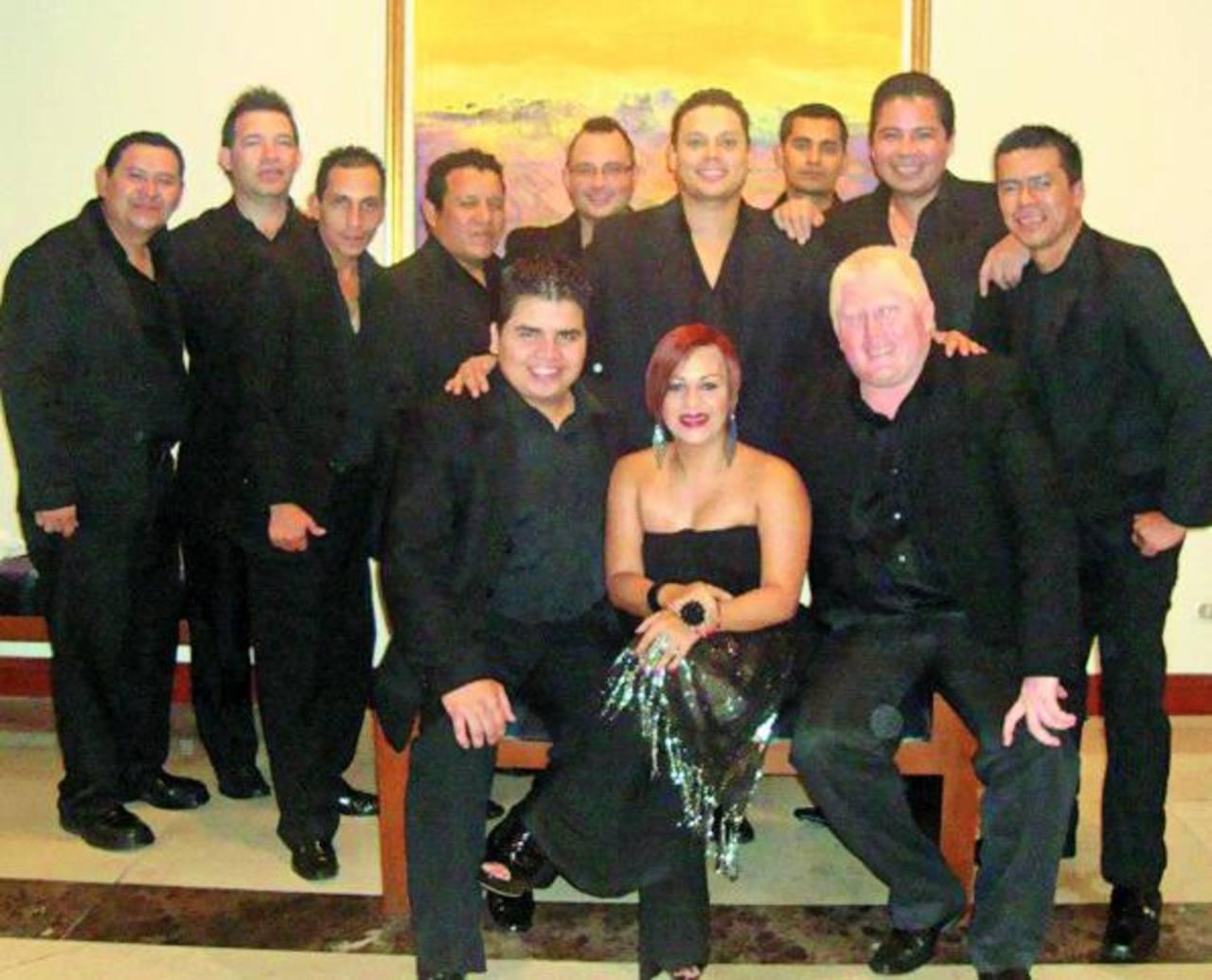 El cierre de la temporada de aniversario estará a cargo de Salsa Clave, que cuenta con la voz de Ligia Morales. Foto Cortesía
