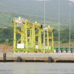 El puerto La Unión le cuesta $10 millones anuales a El Salvador. foto edh / archivo