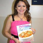 Gastronomía salvadoreña para el mundo, connacional vende libro de recetas en Amazon
