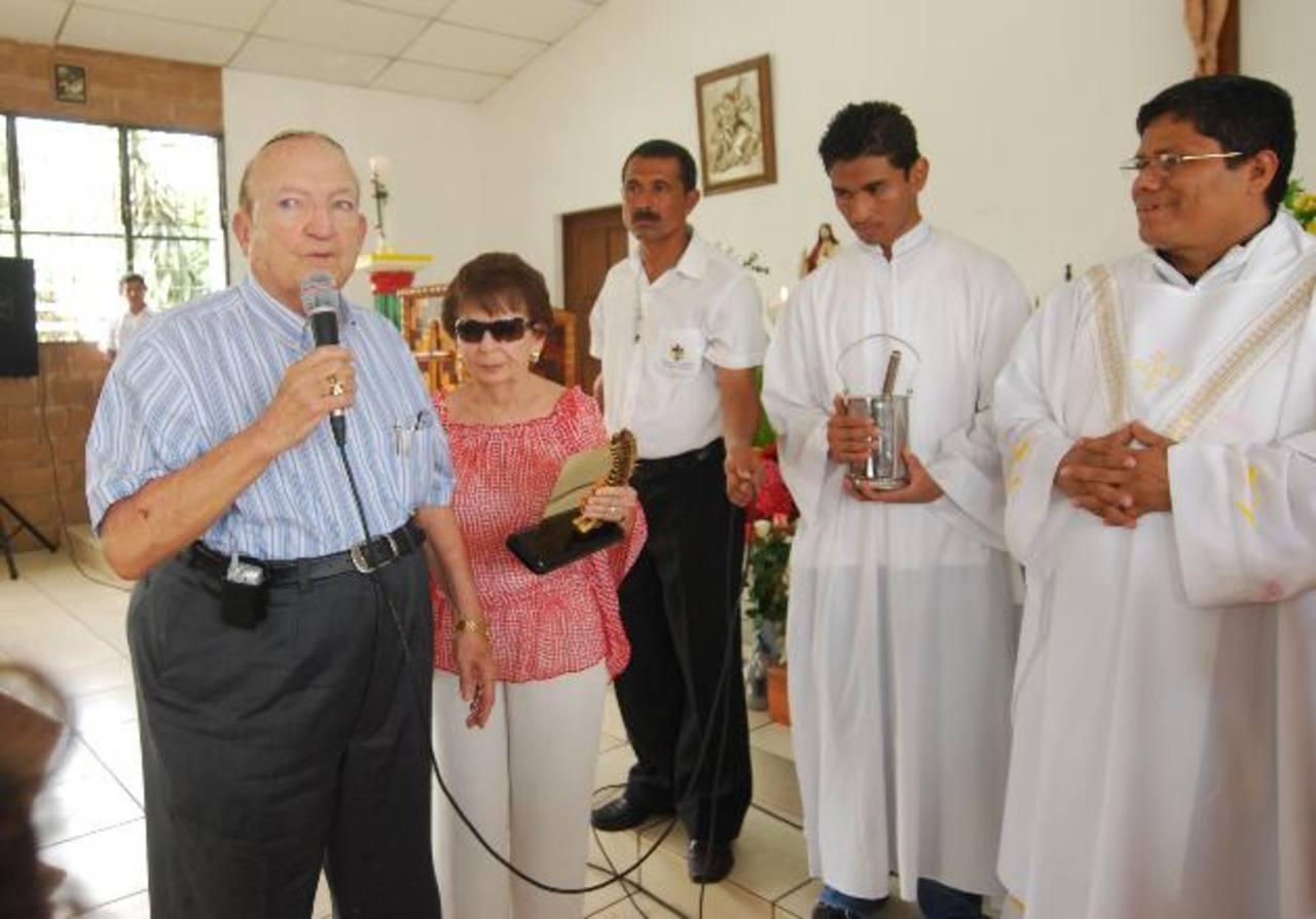 En Villa Palestina celebran el día de su patrono San Jorge