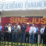 Sinejus acompaña la petición de los empleados sobre el reinstalo de un trabajador despedido. FOTO EDH /CORTESÍA