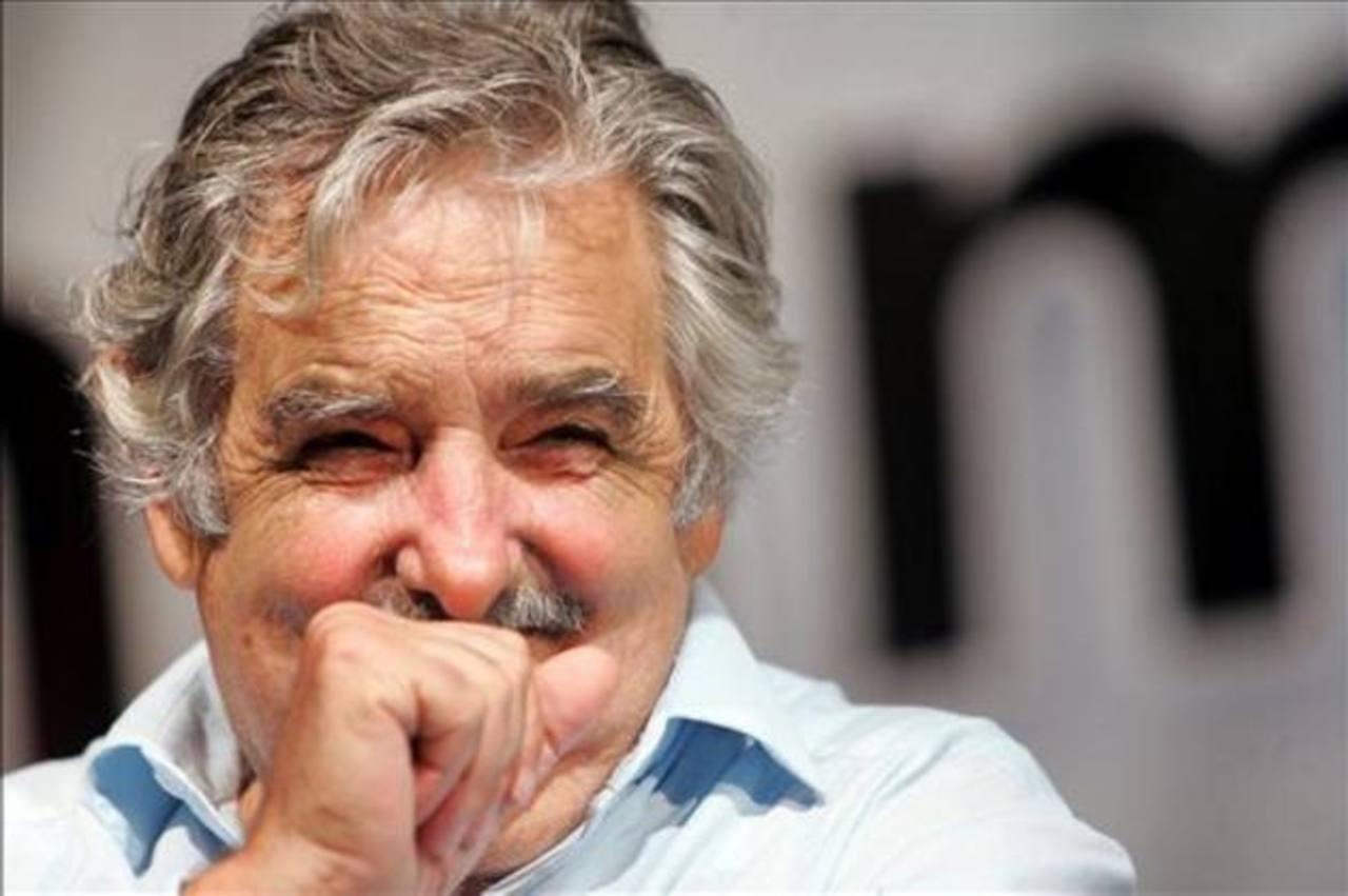 El gobernante de Uruguay, José Mujica.