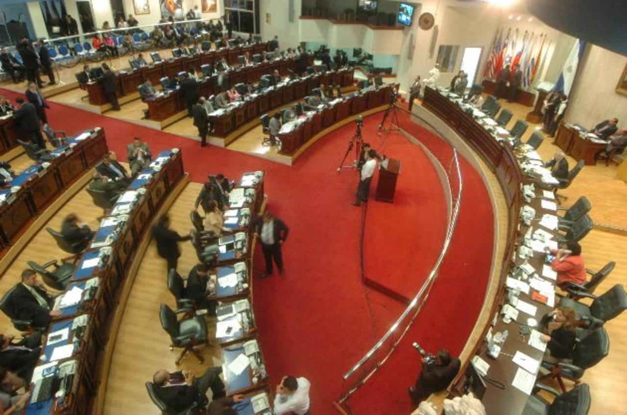 La Asamblea dijo que volverá a elegir la Corte de Cuentas.