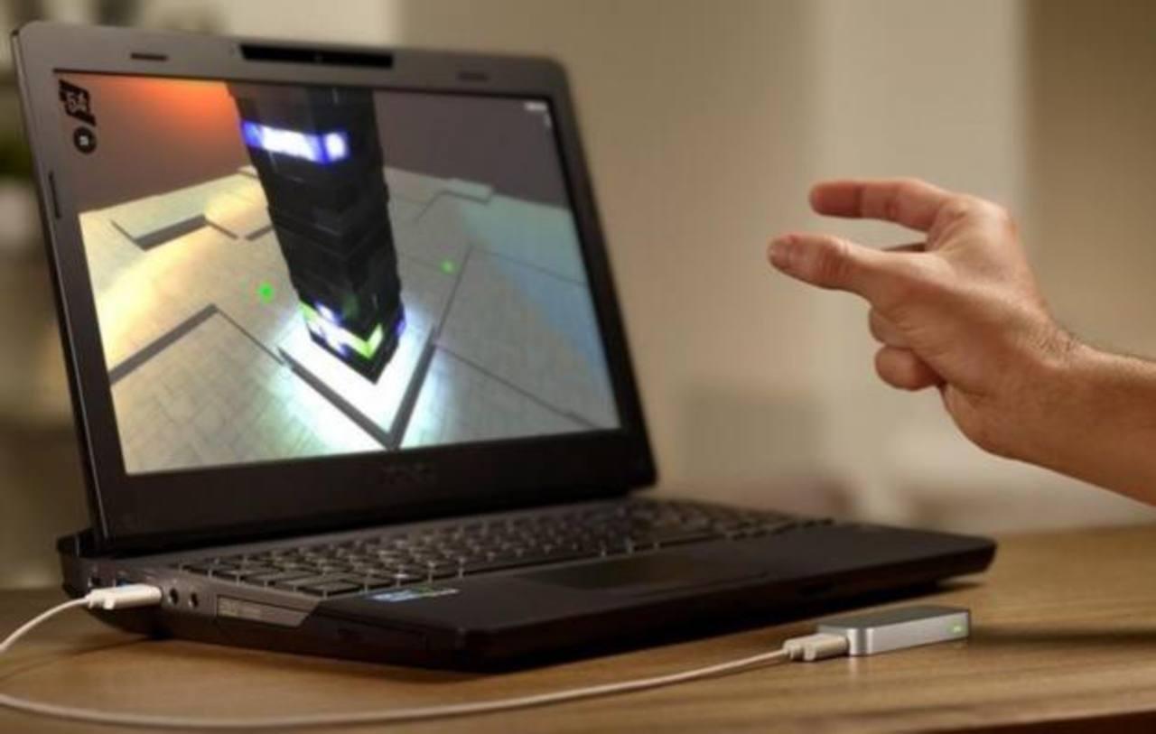 Vídeo: HP presentará PC que se controla con gestos en el aire