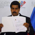El Centro Nacional de Elecciones (CNE) acreditó el lunes a Nicolás Maduro como presidente electo de Venezuela. Foto/ Archivo