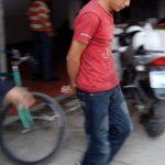 José Valladares, de 19 años, es acusado por el delito de estupro en perjuicio de una adolescente y por haber difundido un video pornográfico. Foto/ Archivo