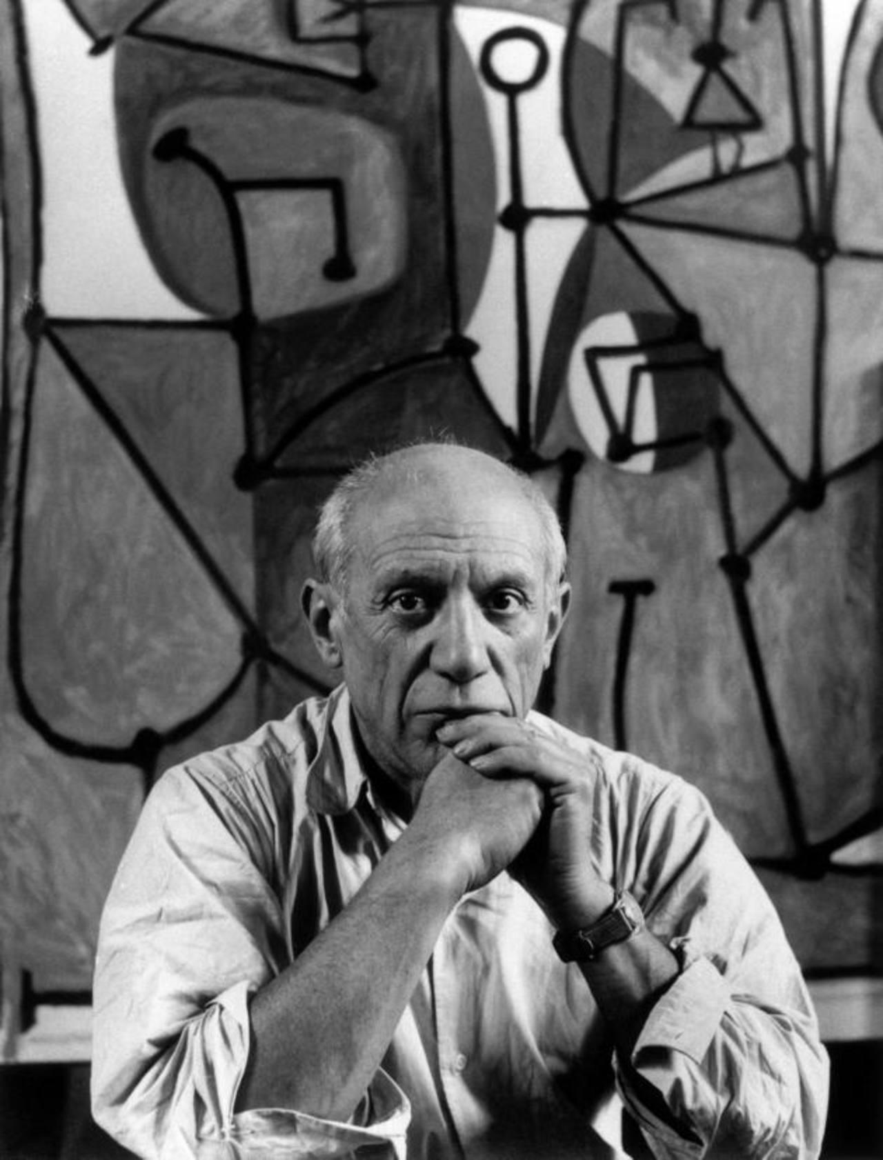 Pablo Picasso, a 40 años de su partida
