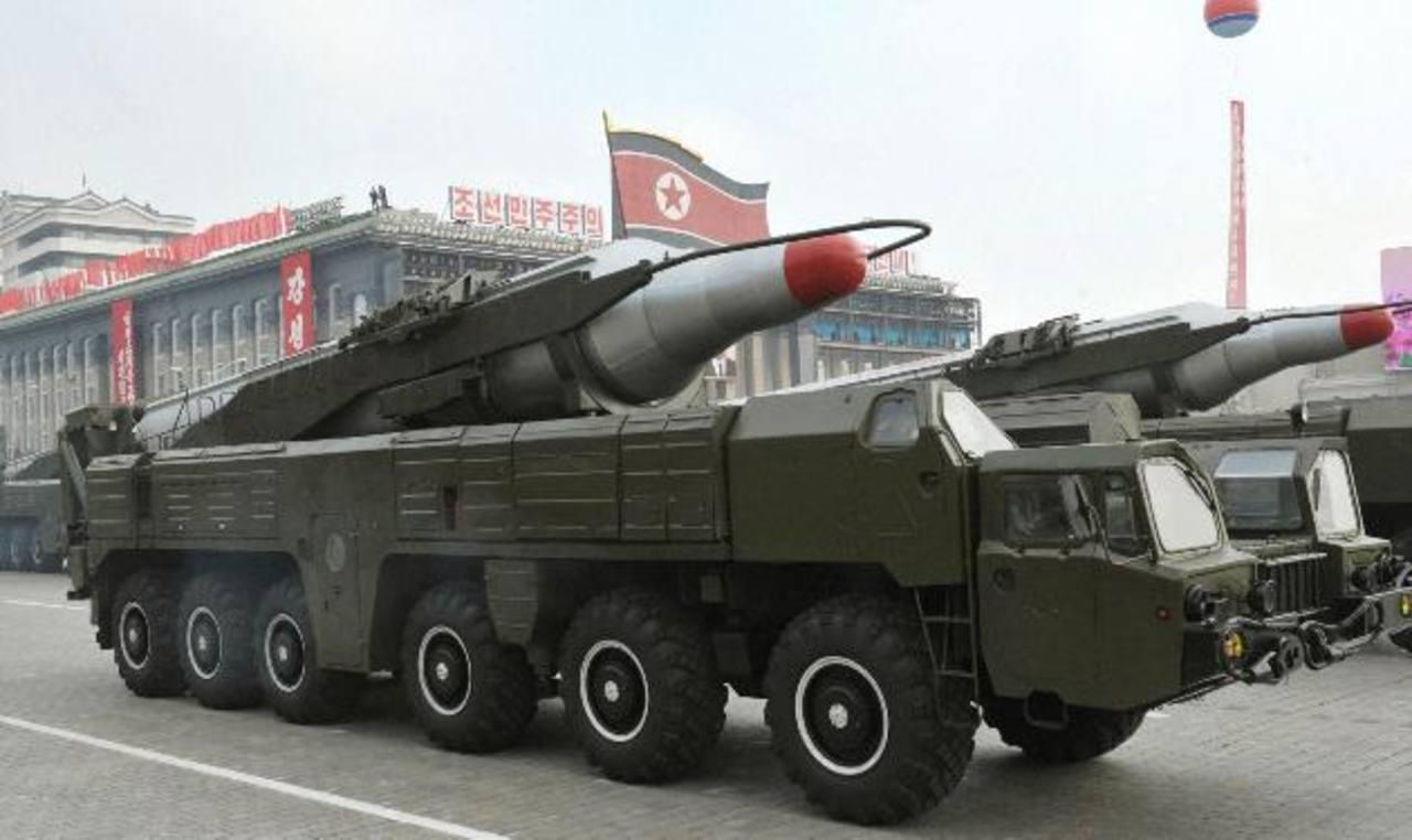 El misil Musudan tiene un rango estimado de entre 3.000 y 4.000 km, suficiente para alcanzar Japón.