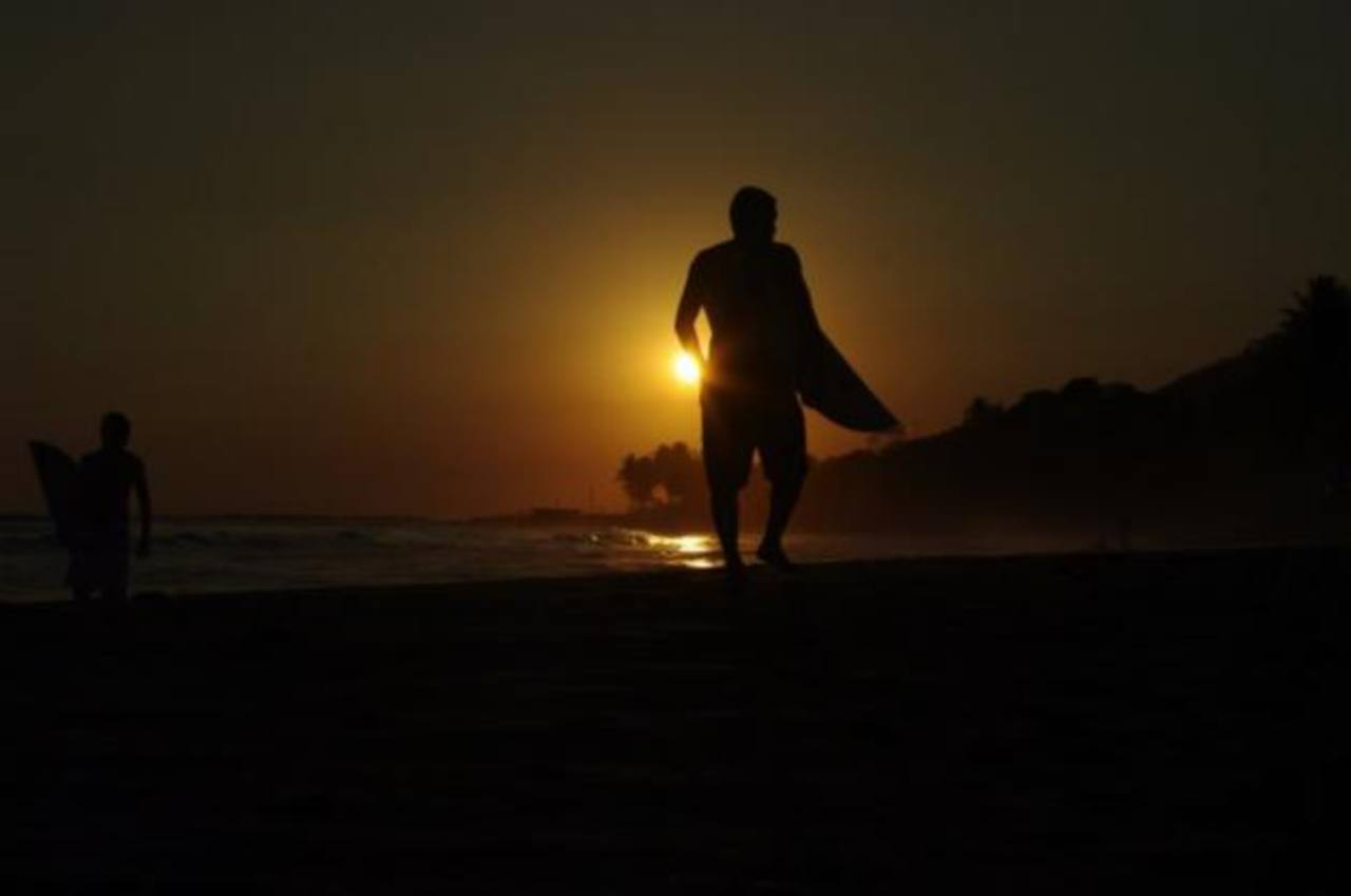 Las playas y montañas fueron los destinos más visitados. FOTO EDH