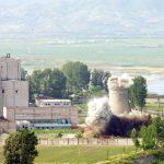 El reactor de plutonio comenzó a operar en 1986 pero fue cerrado en 2007 como parte de las conversaciones internacionales sobre el desarme nuclear, que desde entonces han estado estancadas. Foto/ Reuters - Archivo